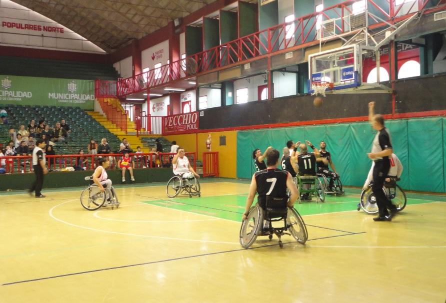 El básquet sobre silla de ruedas se pone en marcha