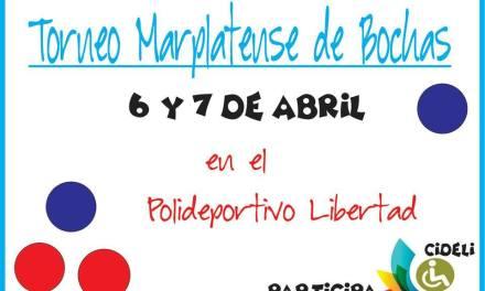 Boccia: comienza la acción en Mar del Plata