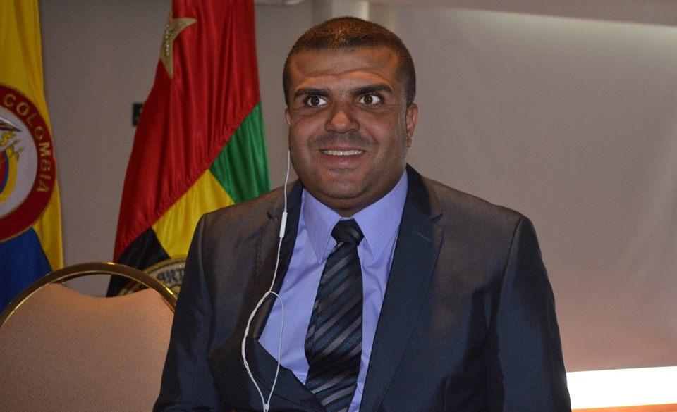 El colombiano Julio César Ávila, único candidato a presidir el APC