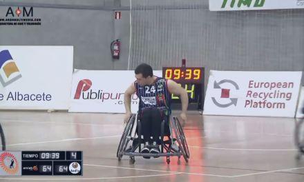 Básquet sobre silla de ruedas: el AMFIV de Alessandrini dio el golpe en España