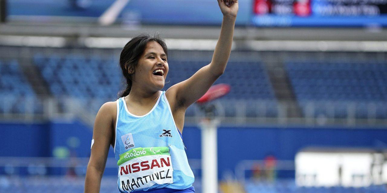 Atletismo: Yanina Martínez hizo su mejor marca en los 100 metros