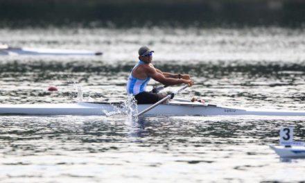 Remo paralímpico: dos argentinos en Italia