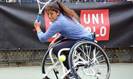 Tenis adaptado: Florencia Moreno, campeona en Israel