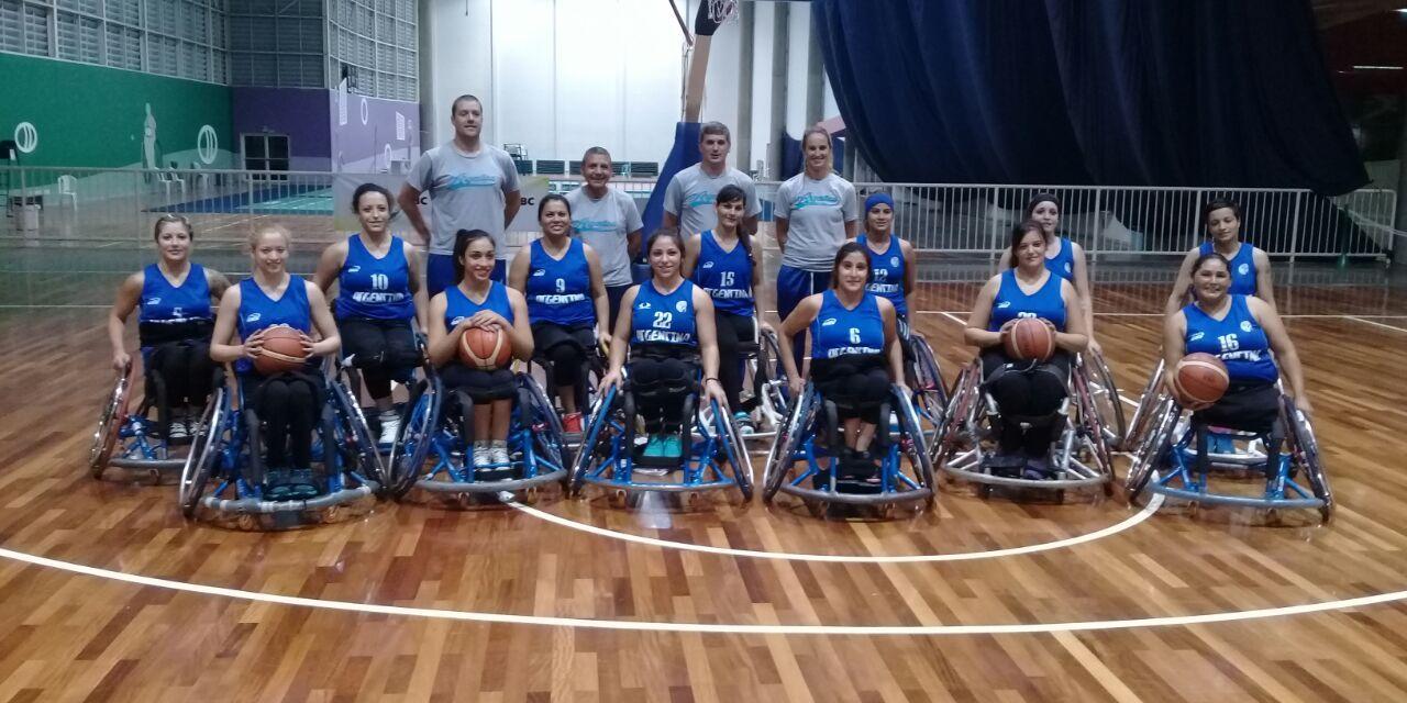 Básquet femenino: Argentina perdió con Brasil, pero dejó buenas sensaciones