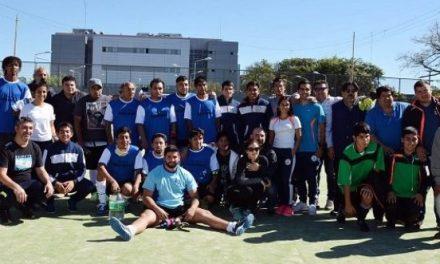 Fútbol para ciegos: Municipalidad de La Banda tuvo un buen arranque en la Zona Noroeste