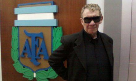 Domingo Latela, suspendido como presidente del Copar