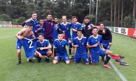 Fútbol 7: Argentina se quedó con el primer duelo ante Holanda