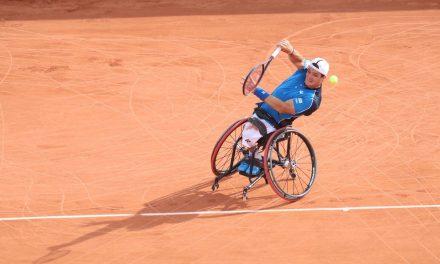 Tenis Adaptado: Gustavo Fernández no pudo con Kunieda en la final de Roland Garros