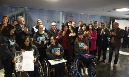 Básquet femenino: Argentina dejó su huella en Tucumán