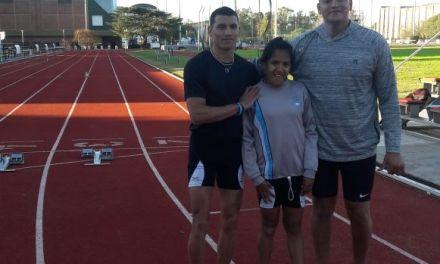 Atletismo: Martínez, Barreto y Urra se prueban en el CeNARD