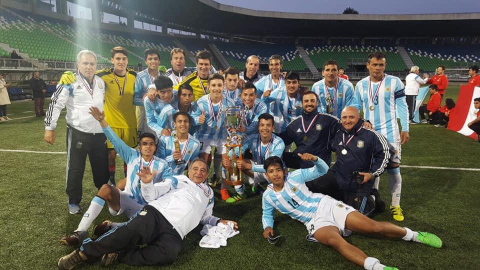 Fútbol: Los Halcones jugarán el Mundial de Suecia