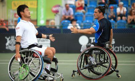Tenis adaptado: Gustavo Fernández, subcampeón en Nottingham