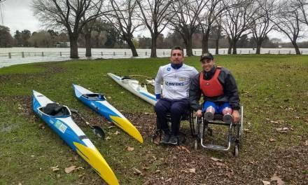 Paracanotaje: dos argentinos, al Mundial de Portugal