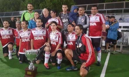 Fútbol para ciegos: River se quedó con el Superclásico