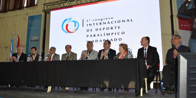 Se puso en marcha el segundo Congreso Internacional del Deporte Paralímpico y Adaptado