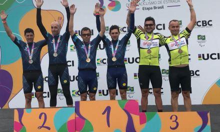 Paraciclismo: más medallas para Argentina en San Pablo