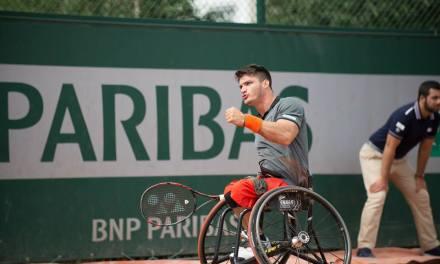 Tenis adaptado: Gustavo Fernández denunció que no lo dejaron ingresar al US Open