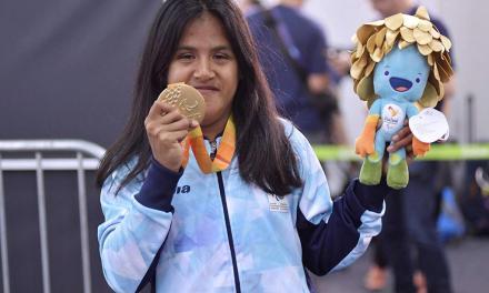 Se cumplen dos años de la histórica medalla dorada de Yanina Martínez en Río 2016