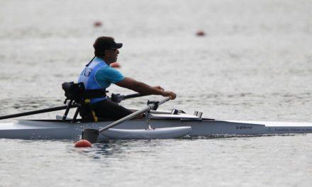 Remo paralímpico: Alejandro Vera, listo para el Mundial de Bulgaria