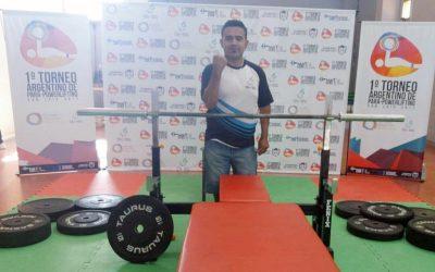 Levantamiento de pesas: Coronel y un papel vital de cara a Lima