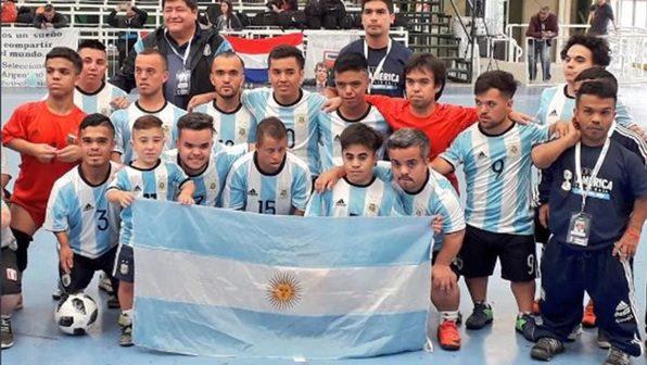 Copa América de talla baja: Argentina, a semifinales