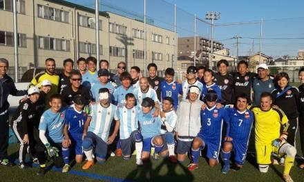 Fútbol para ciegos: Los Murciélagos se preparan para el duelo ante Japón