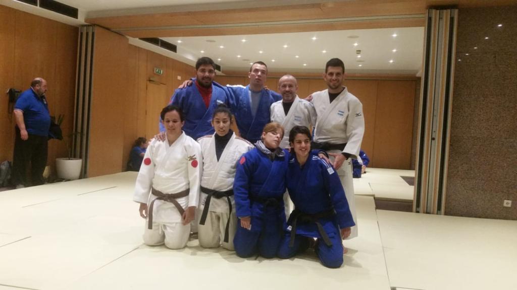 Judo: Argentina se prepara para el World Championship