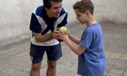 """Eduardo Raffetto en Paradeportes Radio: """"Queremos que el Día Nacional del Tenis para Ciegos tenga impacto en todo el país"""""""