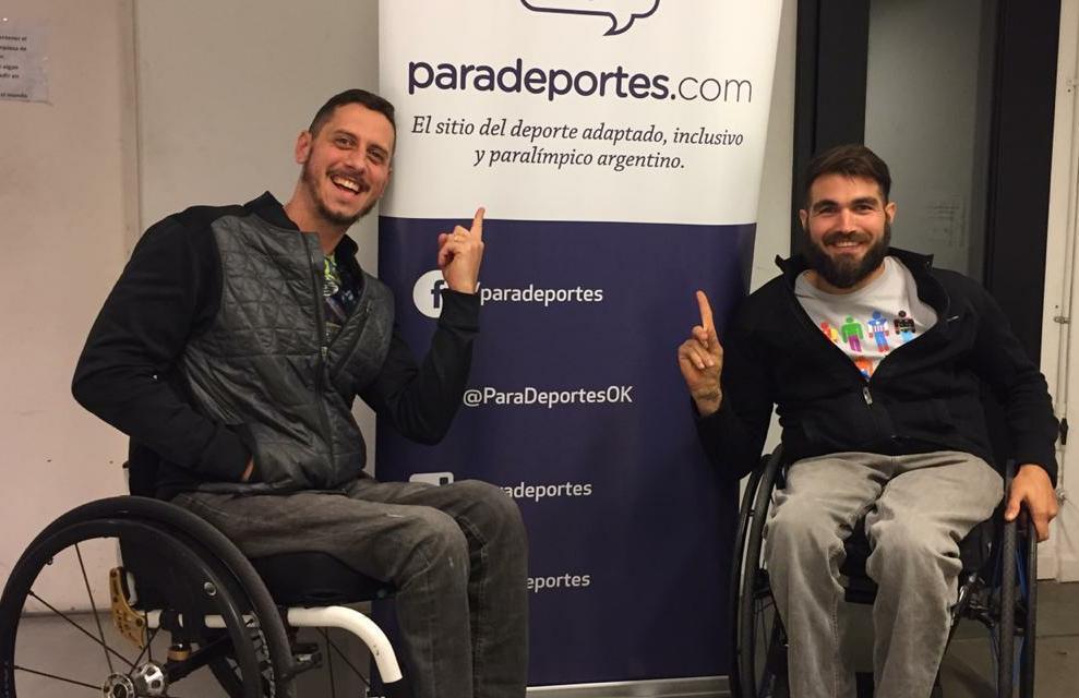 """""""A una persona con discapacidad, desde el vamos, se la llama por el nombre"""""""