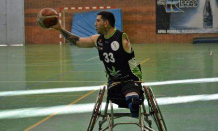 Gustavo Villafañe, candidato a mejor atleta paralímpico americano del 2018