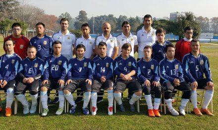 Futsal: la Selección Argentina de deportistas con síndrome de down precisa tu ayuda