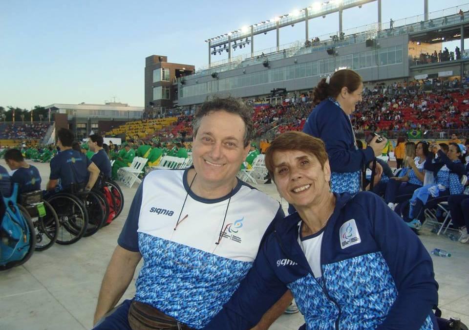 """Omar Pochettino en Paradeportes Radio: """"El básquet es el deporte adaptado número uno de Argentina"""""""