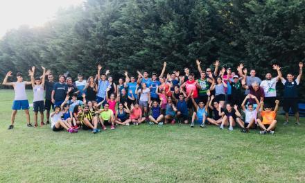 Atletismo: la selección argentina trabaja en Lobería
