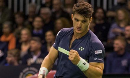 Tenis adaptado: Gustavo Fernández, semifinalista en Rotterdam