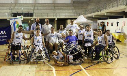 Básquet adaptado: CILSA de Buenos Aires arrancó con todo en la Superliga
