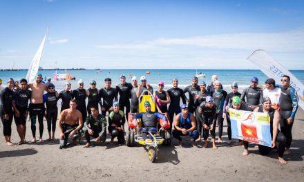 El deporte adaptado brilló en los IV Juegos Nacionales de Playa