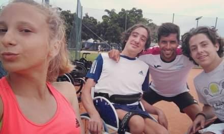 Tenis adaptado: Argentina participará de la Copa del Mundo de juniors