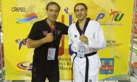 El parataekwondo tiene un segundo pasaje a Lima 2019