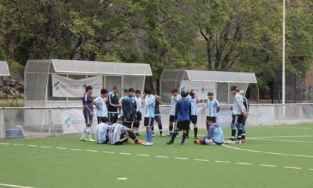 Fútbol para ciegos: Los Murciélagos no descansan