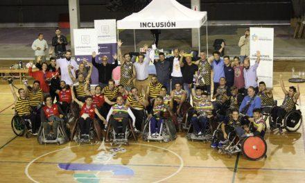 """Caranchos, campeón de la """"Copa Fundación – Paradeportes Inclusión Pilar"""" de rugby adaptado"""