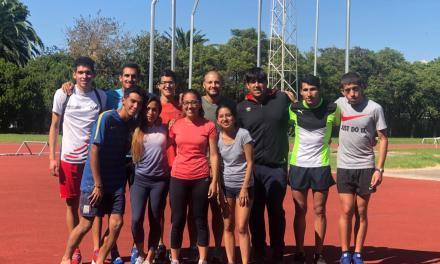 """Camila Aldeco en Paradeportes Radio: """"Con Villamarín aspiramos a ir por los primeros puestos en Lima y el Mundial"""""""
