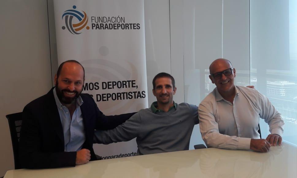 """Se oficializó la nueva """"Liga Argentina Fundación Paradeportes"""" de rubgy adaptado 2019"""