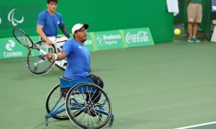 Tenis adaptado: cinco argentinos compiten en Francia