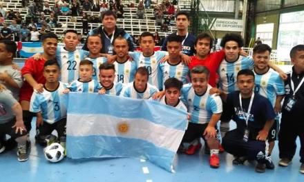 Fútbol de talla baja: Argentina se presenta en Bolivia
