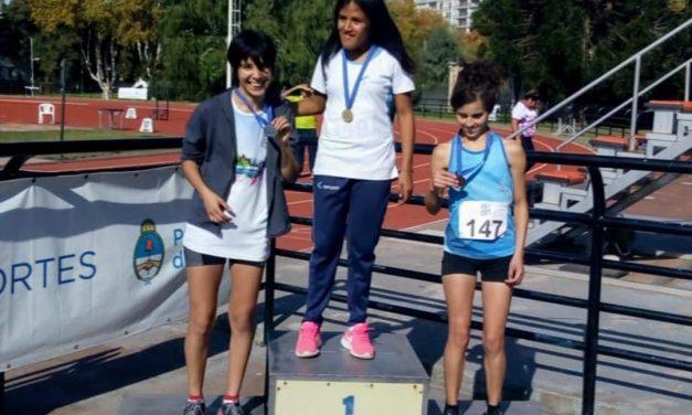 Yanina Martínez hizo doblete en el Open Fadesir