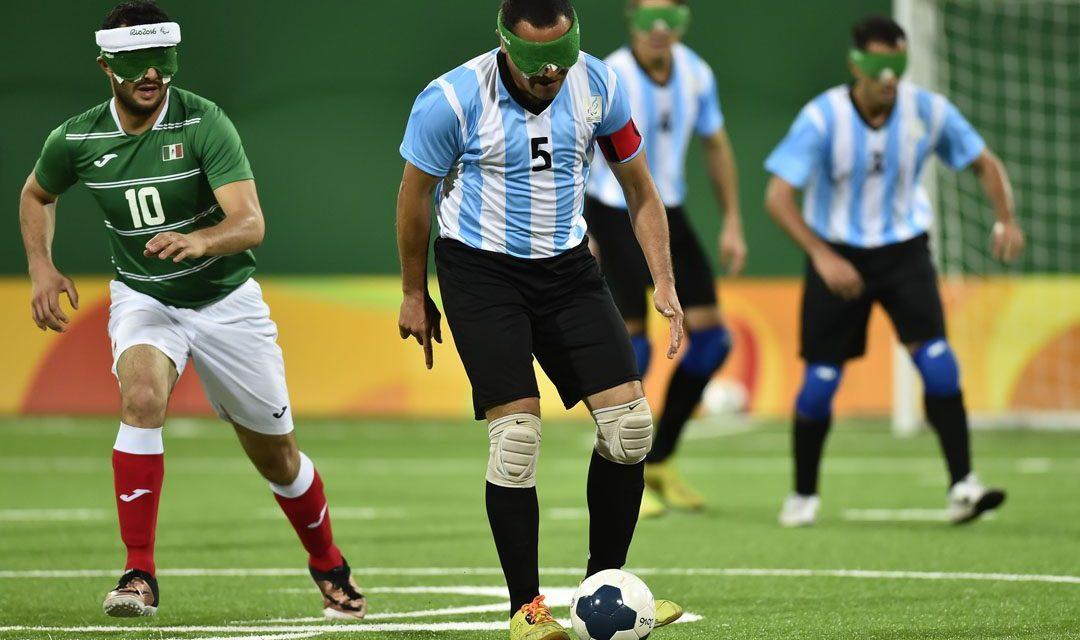 Fútbol para ciegos: confirmado el fixture de los Juegos Parapanamericanos
