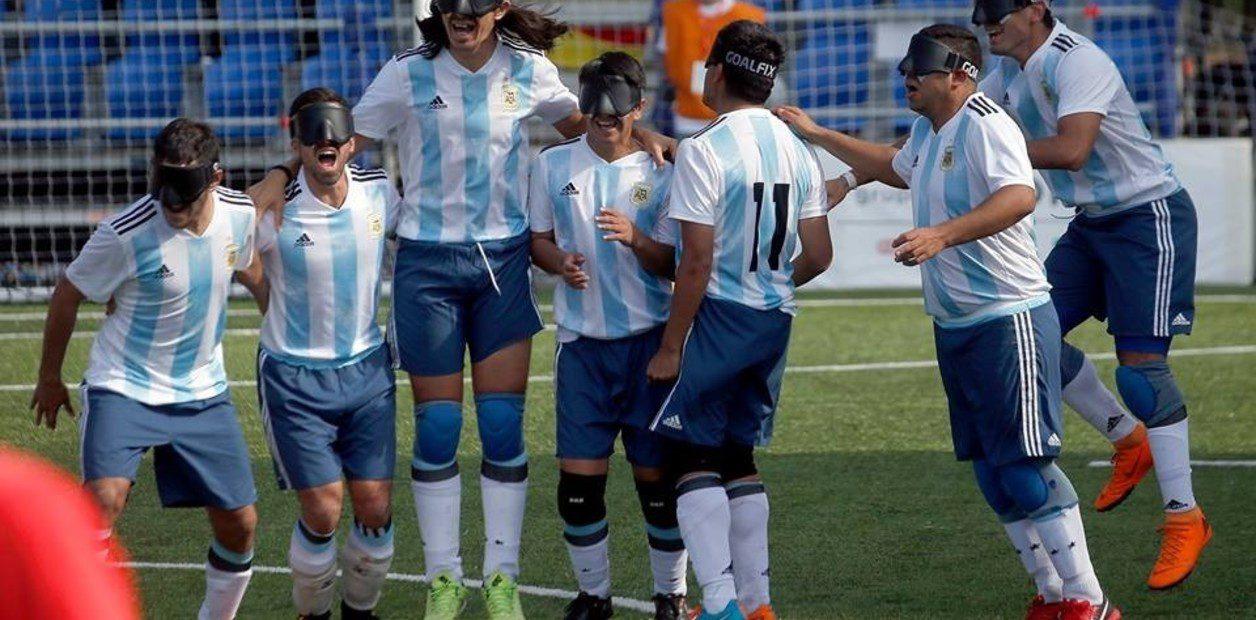 Fútbol para ciegos: Los Murciélagos debutarán ante Brasil en la Copa América