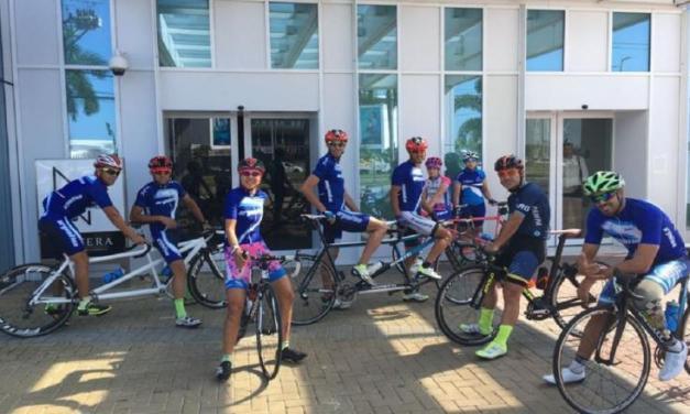 Paraciclismo: la Selección viaja a Brasil