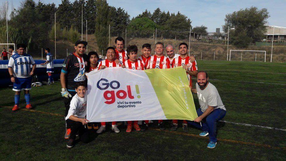 Fútbol para ciegos: Paradeportes Cañuelas va por la clasificación