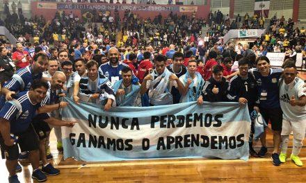 Futsal: Argentina, subcampeón del mundo